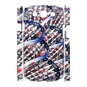 LSQDIY(R) play lacrosse Samsung Galaxy S3 I9300 3D Phone Case, Cheap Samsung Galaxy S3 I9300 Hard Back 3D Case play lacrosse
