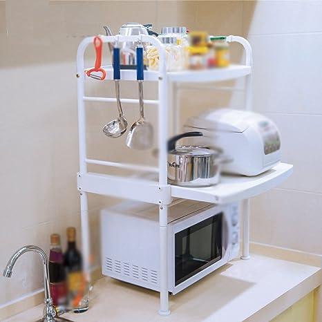 Muebles de cocina Cocina Horno De Microondas Rack Estante 2 ...