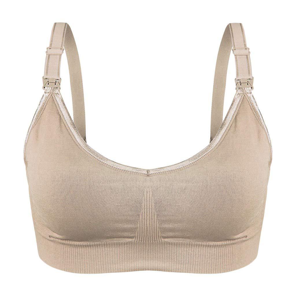 NEEDRA Bras Maternity Pregnancy Breastfeeding Cotton 32f 40e Bralette Supportive Winter Thick Black White Grey Bras 40