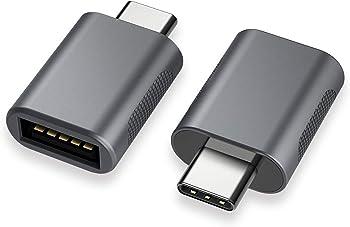2-Pack Nonda USB-C to USB 3.0 Adapter