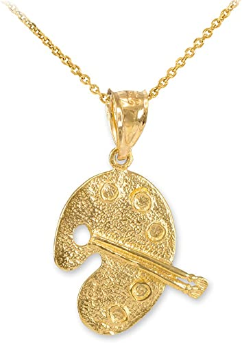 Jewels Obsession Light Tower Necklace 14K Rose Gold-plated 925 Silver Light Tower Pendant with 18 Necklace
