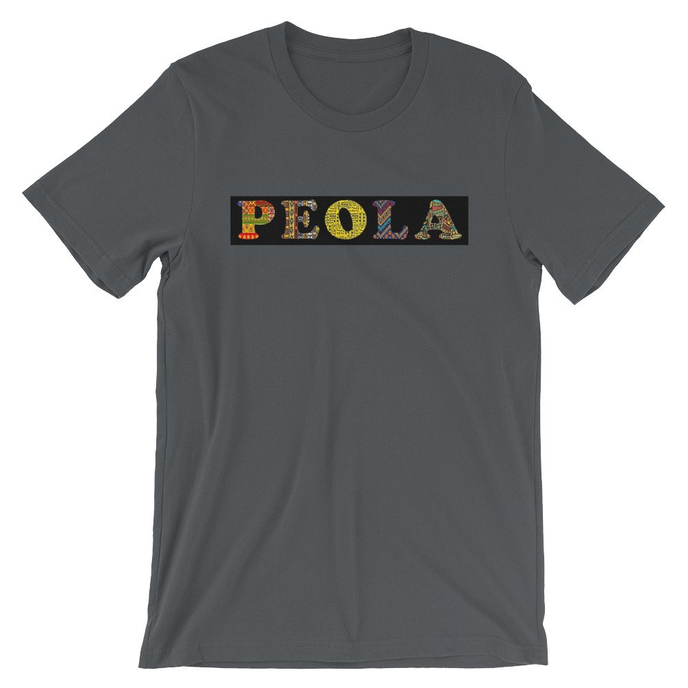 PEOLA Chans Mission Tee