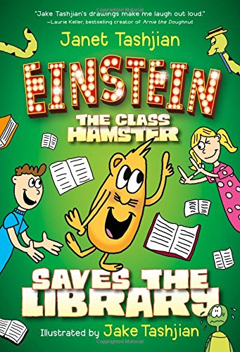 Download Einstein the Class Hamster Saves the Library (Einstein the Class Hamster Series) pdf epub