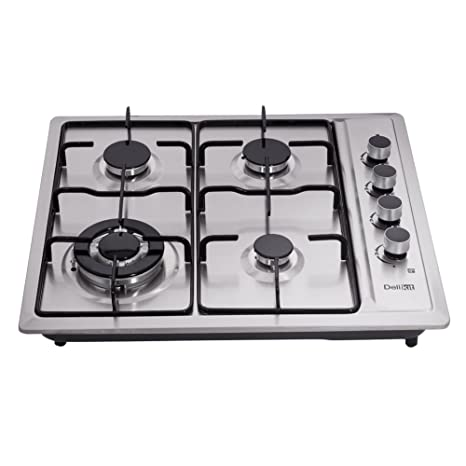 27849908942 Amazon.com  Deli-Kit DK245-A01T 24 inch gas cooktop gas hob stovetop ...