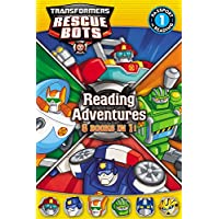 Transformers Rescue Bots: Reading Adventures (Passport to Reading - Level 1)