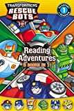img - for Transformers Rescue Bots: Reading Adventures (Passport to Reading Level 1) book / textbook / text book