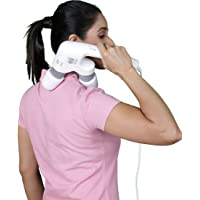 JSB 03 Lite Neck Massager for Pain Relief in Cervical with Powerful Vibration & Flexible Heads