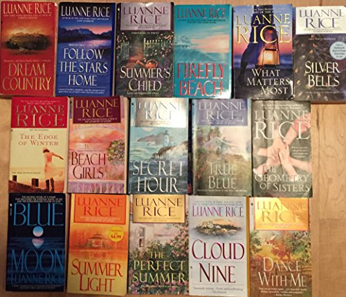 (Luanne Rice Romance Novel Collection 16 Book Set)