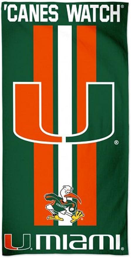 60 x 30 inches University of Kentucky Wildcats Game Day Stripes Beach Dorm Fiber Towel
