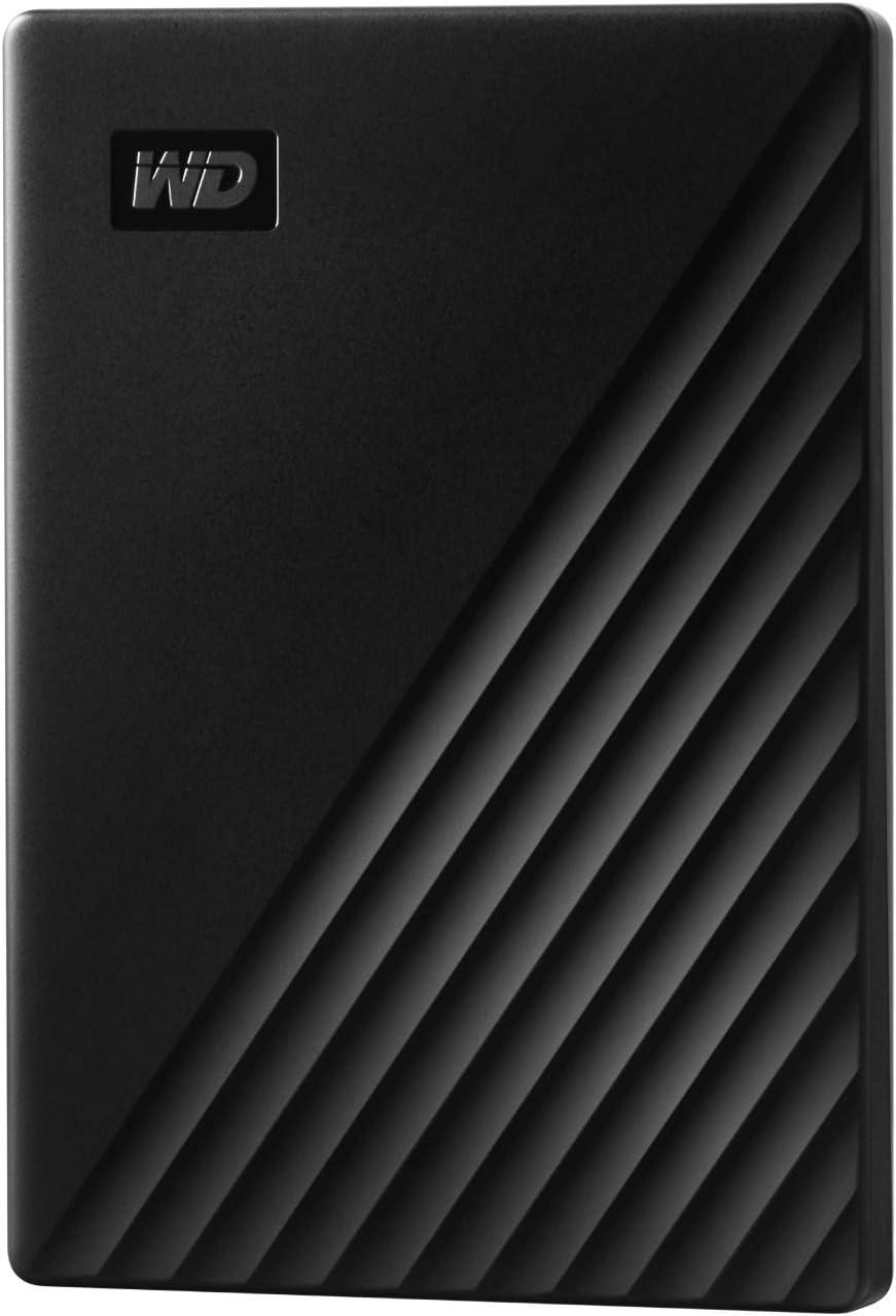 Western Digital My Passport 1TB 5400RPM Portable External HDD Black FREE SHIP