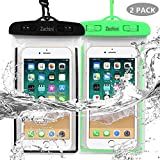Universal Waterproof Case,Screen Touch CellPhone Dry Bag for iPhone X,6P,6S,7,7P,8P Samsung Galaxy S8/S7,Note 5 HTC LG SONY And Other Phones Up To 6