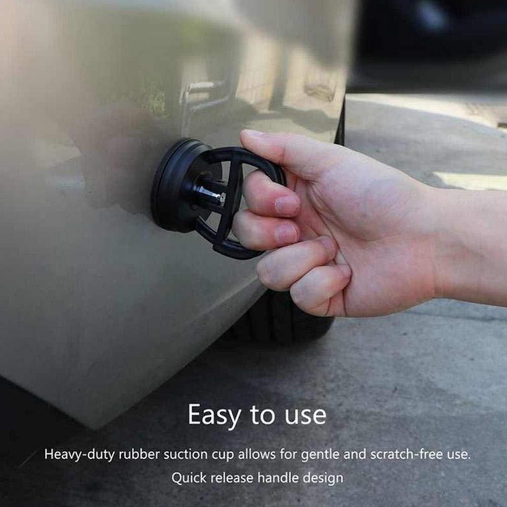 Ventosa Coche pantalla de tel/éfono da/ño extractor de succi/ón leegoal Extractor de dientes de ventosa resistente aspirador de dientes para vidrio azulejos espejo