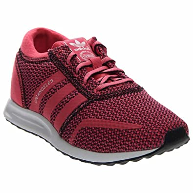adidas - Los Angeles Donna Donna, Rosa (Pink/White), 41 EU ...