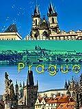 Prague. Walking in the city