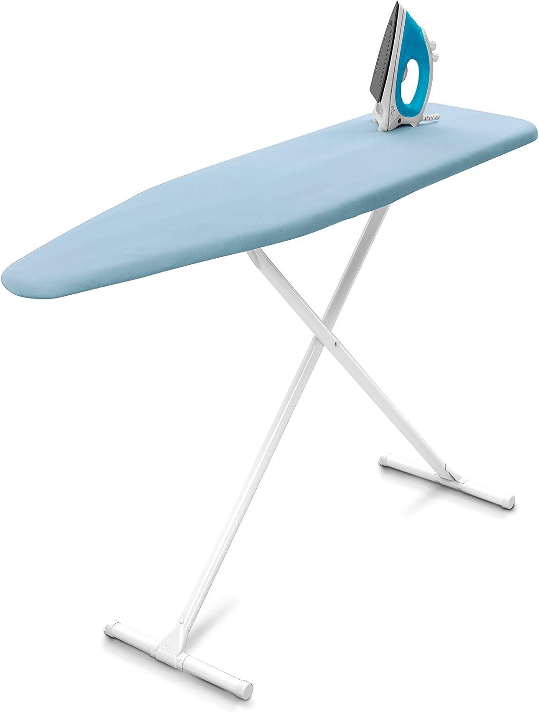 Homz T-Leg Ironing Board, Blue
