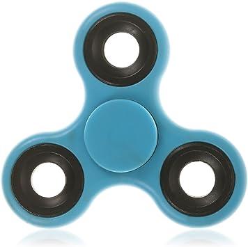 DAM-DMW040LIGHTBLUE Destresspinner Racing Hand Spinner para Adultos O, Color Light Blue (DMW040LIGHTBLUE): Amazon.es: Juguetes y juegos