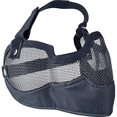 Valken Tactical 3G Wire Mesh Mask, Black, Universal