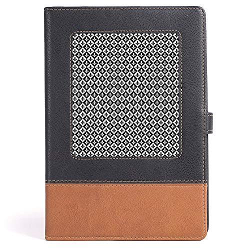 Cuaderno ejecutivo de tapa dura, diseño de peces – bloc de notas de negocios Daolin Paper – siluetas de criaturas...