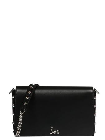 502408855f8 Amazon.com | Christian Louboutin Women's 1195316H856 Black Leather ...