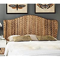 Safavieh Home Collection Nadine Brown Winged Headboard, Full