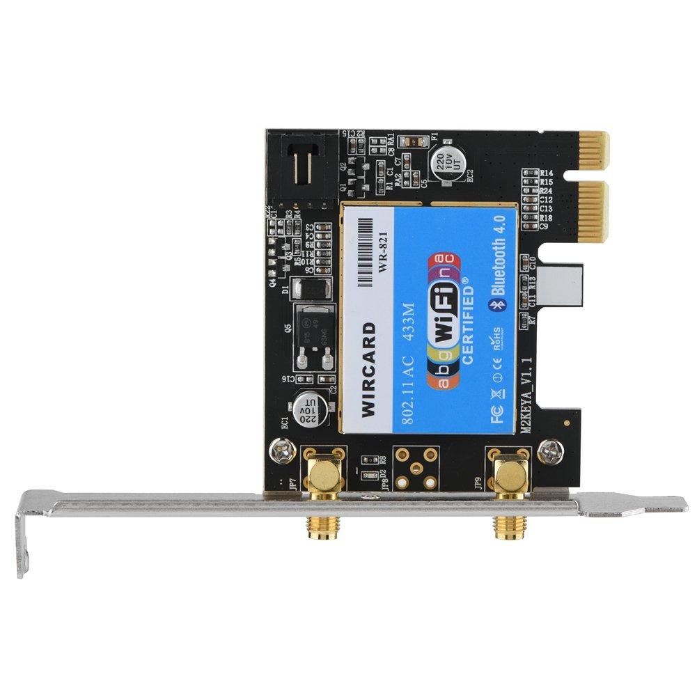 Zerone - Tarjeta de expansión PCI Express inalámbrico, 2,4 G ...
