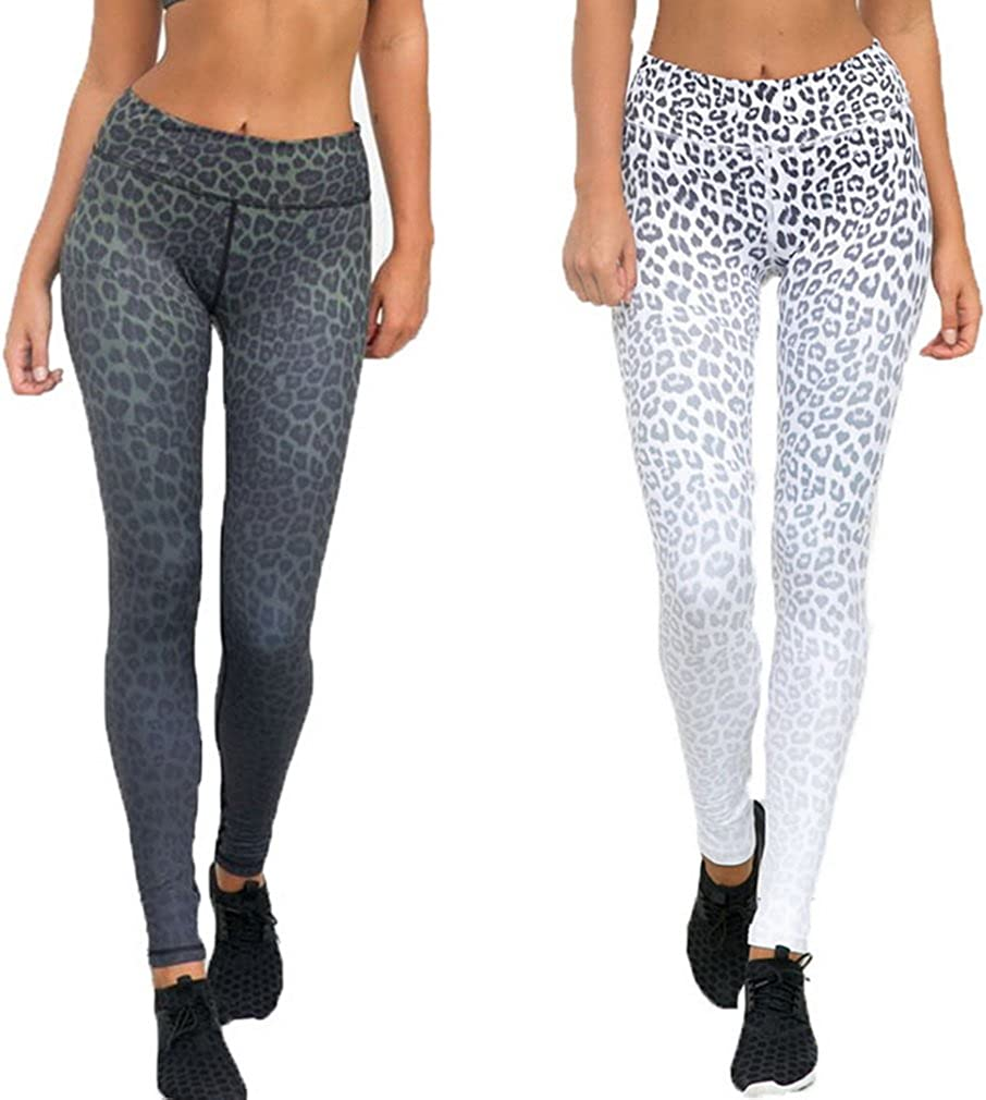 COMVIP Womens Workout Leggings Running Fitness Tights Yoga Pants