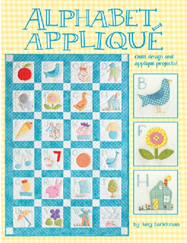 Alphabet Junction - Indygo Junction's Alphabet Applique
