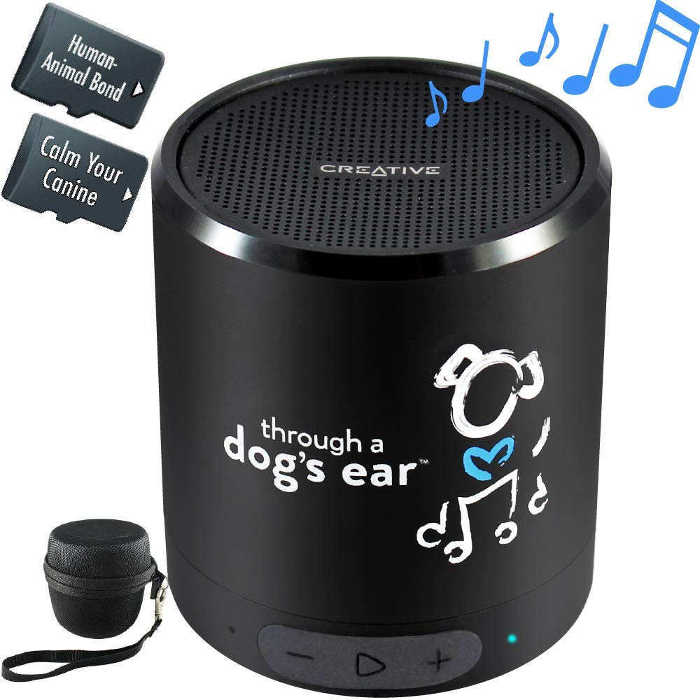 iCalmDog 5.0c Portable Speaker + 5-hrs clinically-Tested...