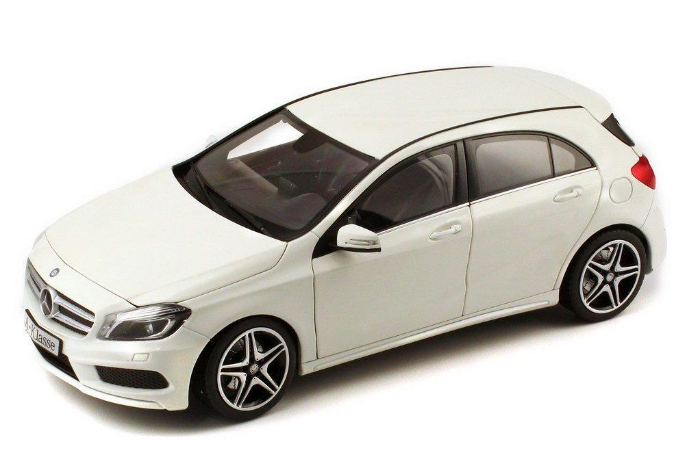 exclusivo Mercedes A-Clase (W176), blancoo , 2012, Modelo de de de Auto, modello completo, Norev 1 18  Precio al por mayor y calidad confiable.
