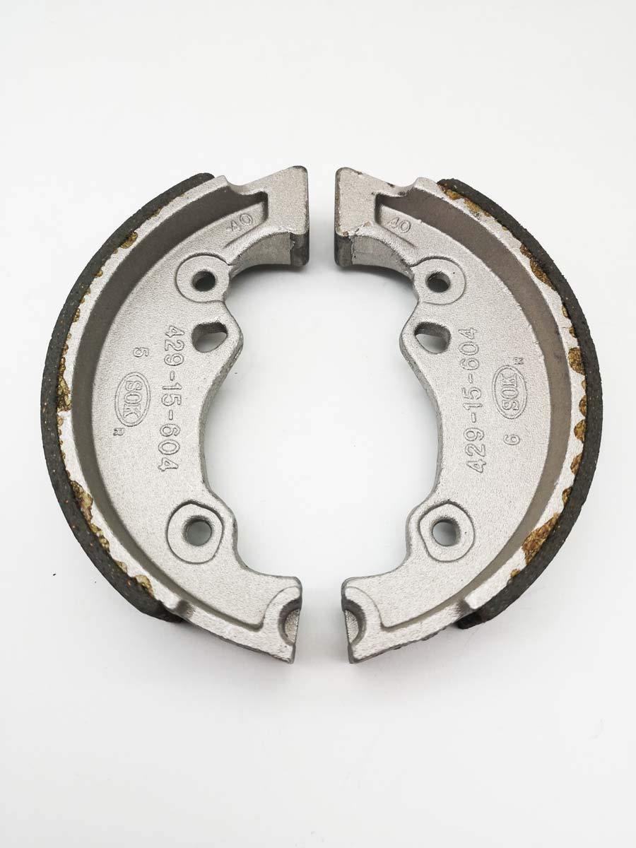 Bremsbacken f/ür Z/ündapp ZL 25 ZL25 Enduro 120x25mm
