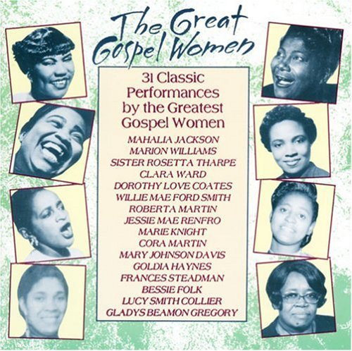 Cover of Great Gospel Women / Various