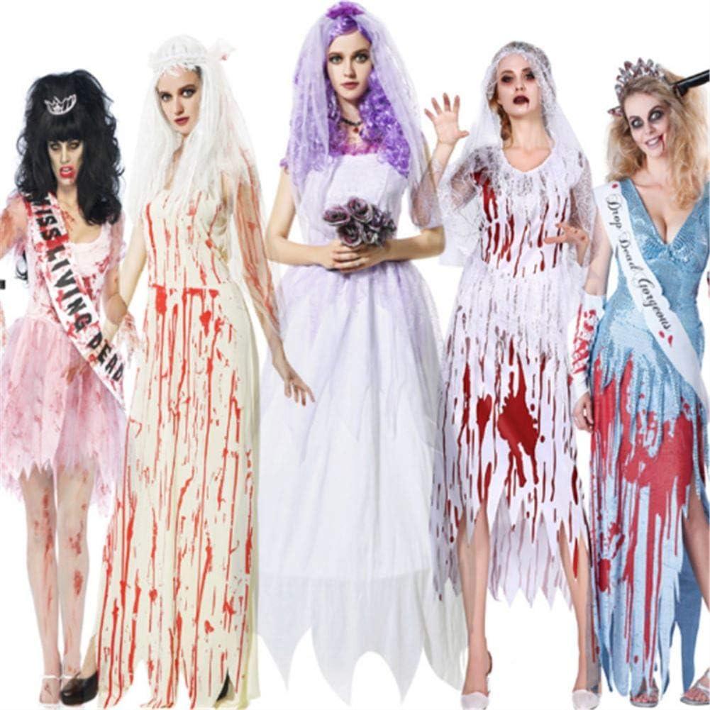 Ragazzi Giorno dei Morti Scheletro Costume Walking Dead Zombie Halloween Costume