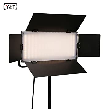 Amazon yt intour dimmable bi color led with u bracket yt intour dimmable bi color led with u bracket professional video light for workwithnaturefo