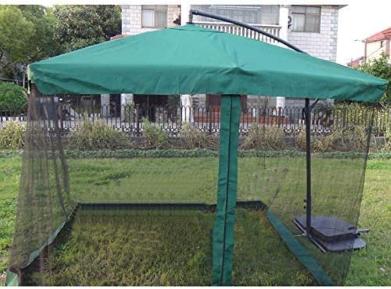 Sombrilla Parasol Mosquitero al Aire Libre Paraguas Mosquitera ...