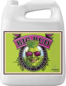 Advanced Nutrients GL525050-12 Big Bud Liquid Fertilizer, 250 mL.250 Liter, Brown/A