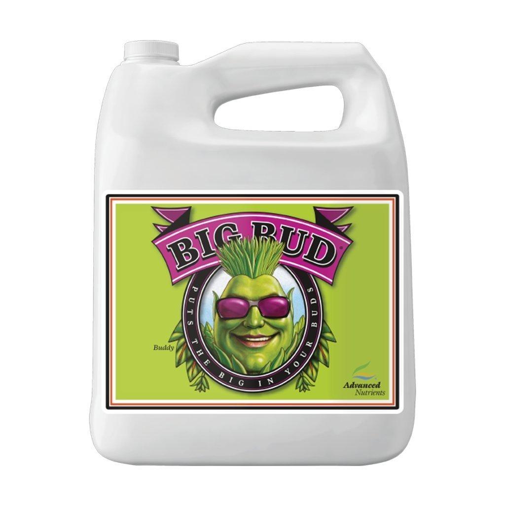 Advanced Nutrients Big Bud Liquid Fertilizer, 250ml iPower Distributor L&G GL525050-12