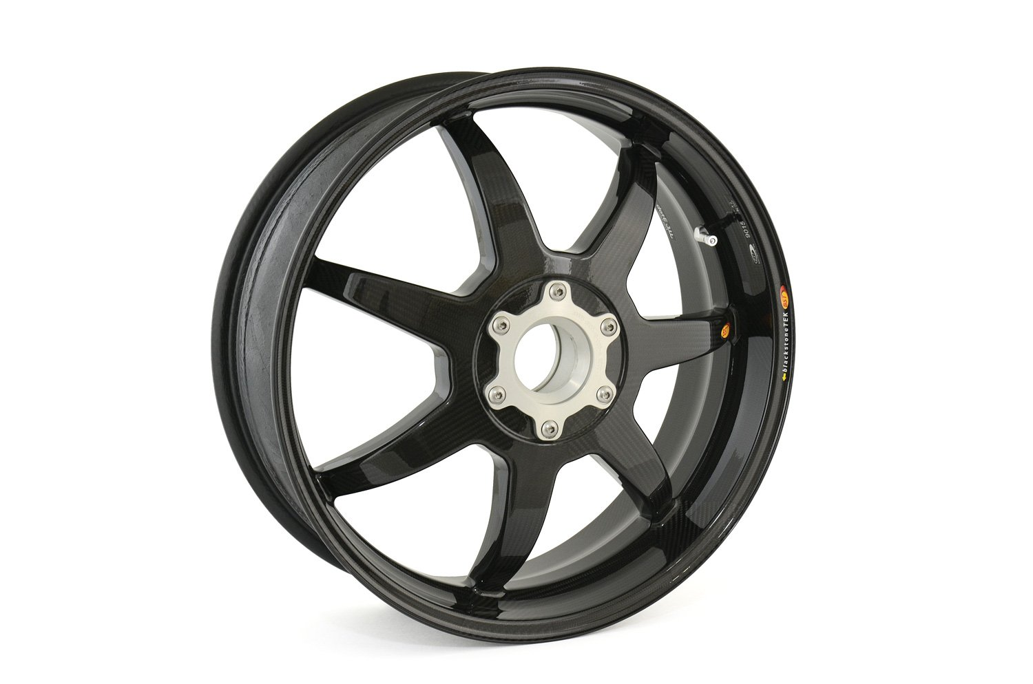 BST Carbon Fiber Rear Motorcycle Wheel(KTM 1290 Super Duke)