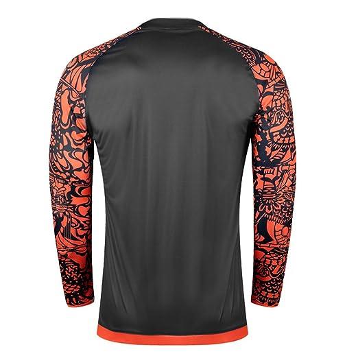 KELME Camiseta de fútbol Portero 2017 - 18 Funda de Verano de formación Profesional: Amazon.es: Deportes y aire libre