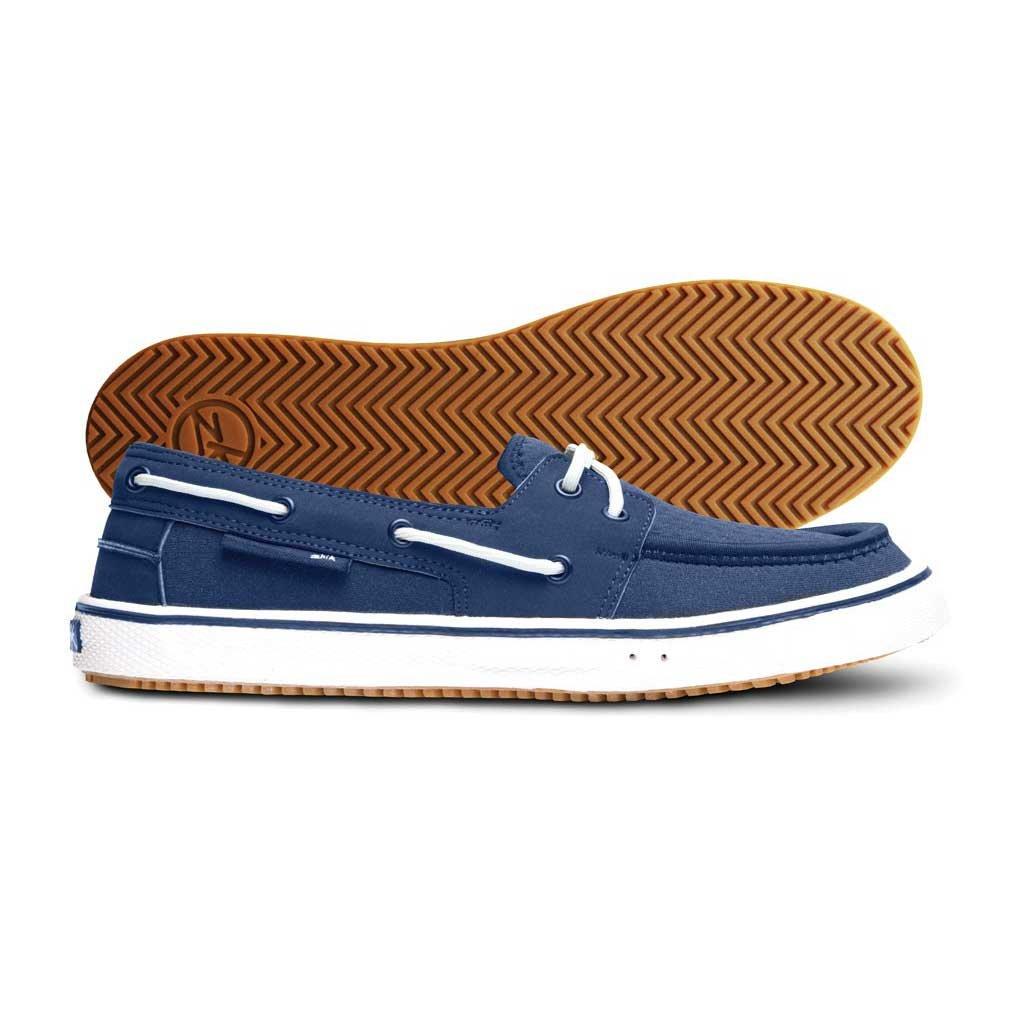 高級感 2017 Zhik ZK ZK Navy Size Boatshoe Navy shoe30 B013I85S16 UK Size 6.5, カツウラシ:5861b189 --- arianechie.dominiotemporario.com