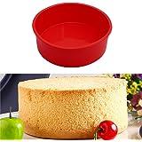 Lalang Silicone Cake Tin Round Cake Mold