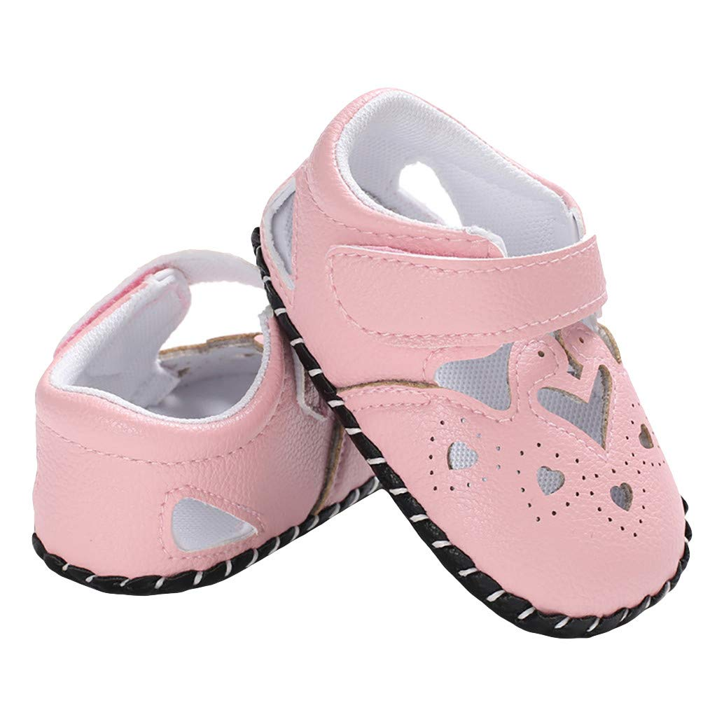 Toddler Shoes Baby Girls Boys Animal Decorative Soft Bottom Non-Slip Baby Shoes