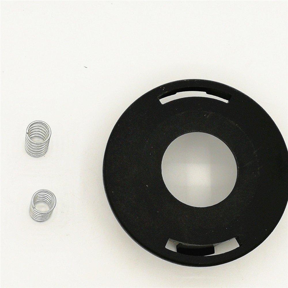 Cancanle Tapa del Cabezal de Corte de Hierba Autocut 25-2 Cubierta para STIHL KM55 FS55 FS48 FS50 FS55 FS100 FS85 FS120 FS120R FS130 FS200 FS250 FS350 ...