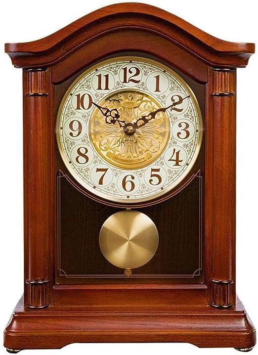 WYZ A Hoy Reloj de Chimenea Relojes de Mesa Vintage Decoración de ...