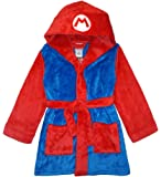 SUPER MARIO Little/Big Boys' Plush Robe