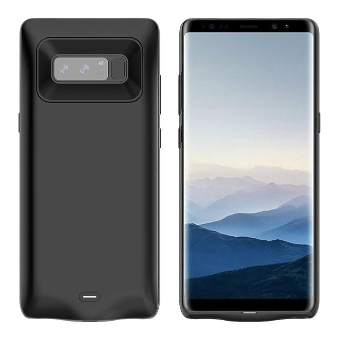 SQDeal - Funda para Samsung Galaxy Note 8 (5500 mAh, Ultra ...
