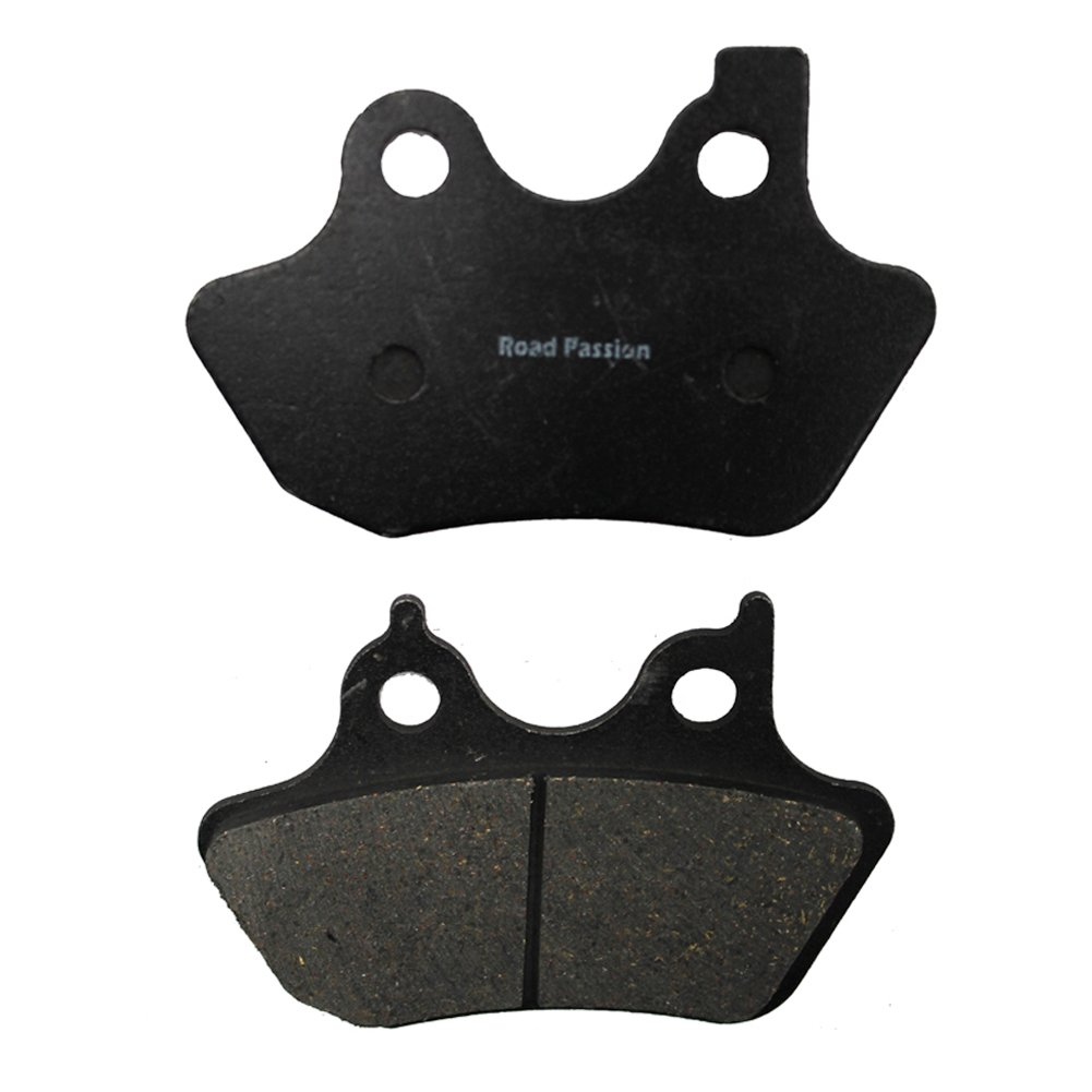 Road Sports Terxl Passion Front /& Rear Brake Pads for Harley Davidson Sportster 883/ Hugger 2000/ to 2003