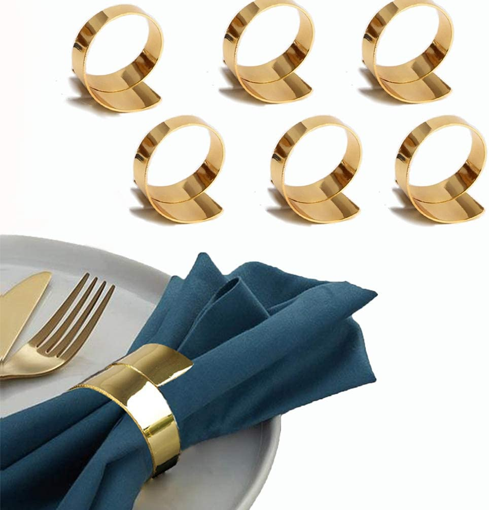wedding decoration nameplate and guest gift 3 in 1: Napkin Ring decorative
