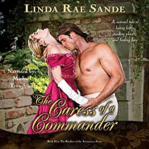 The Caress of a Commander Audiobook