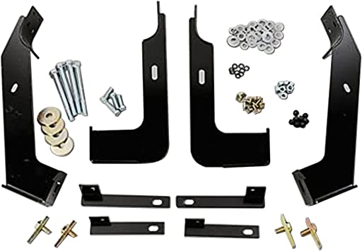 Westin 22-1575 Oval Tube Steps Mounting Kit
