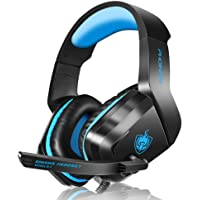 PHOINIKAS H1 Gaming Headset for PS4, Xbox One, PC, Laptop, Nintendo Switch with Bass Surround, Xbox One Headset with…